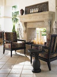 Tommy Bahama Living Room Furniture Kingstown Sedona Tommy Bahama Accent Chairs Hand Finished Patio