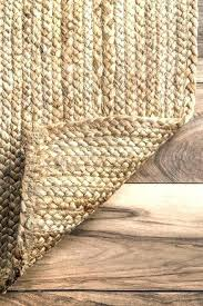 braided rugs 8x10 jute rug oval gray