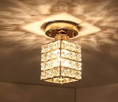 Flush Mount Bathroom Lights