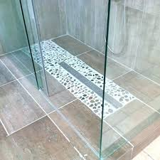 linear drain shower systems installations in trench home depot showers infinity detail cohen installation instructions trough