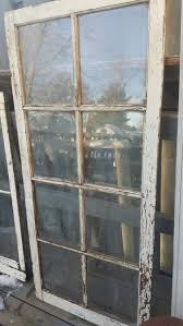 8 Pane Window Frame Vintage Window Frame 8 Pane Window Modern Farmhouse Mantel Wall