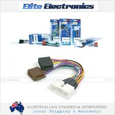 ford falcon ef parts collection on ebay! Ford Falcon Wiring Harness iso wiring harness plug lead wire loom connector radio for ford falcon au 89 02 1963 ford falcon wiring harness