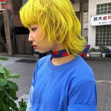 隠しきれないヲタクに捧げますメンバー推し色に染めあげるヘア