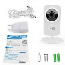 Buy CROCON HD Mini Wifi IP Camera Wireless 720P Smart P2P Baby ...