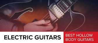 the best electric hallow guitars 600x268