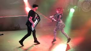 roundtable rival lindsey stirling featuring gavi live the warfield san francisco 5 17 14 you