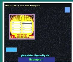 Powerpoint Game Show Template Family Feud Template Ppt Luxury Pyramid Game Show Template