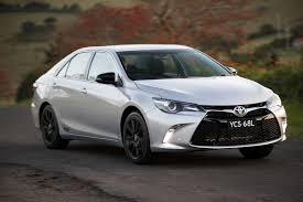 RZ Special Joins Toyota Camry's Australian Lineup | Carscoops