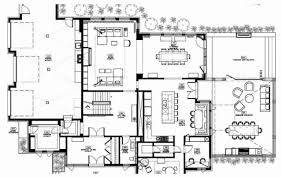 modern floor plans. Modern House Plan Best Open Floor Plans Cottage Renew N