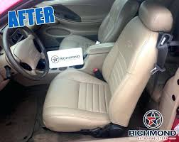 leather seat replacements photo ford mustang 2006 acura mdx leather seat replacement