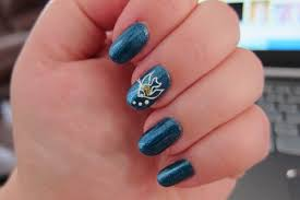 Nail Art World - gallery of nail design: Summer fun manicure with ...