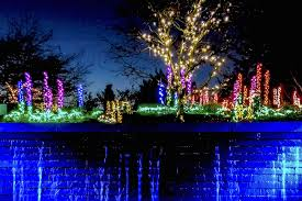 Bellevue Botanical Garden Holiday Lights Garden Delights With Over Half Million Dazzling Lights In