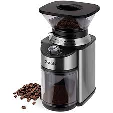 This is not a 5 star grinder because coffee experts say this isn't the best grinder for coffees that need very fine grinds. Amazon Com Capresso Infinity Conical Burr Grinder Black Kitchen Dining