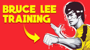 Bruce Lee Practice Chart Bruce Lee Workout Training 7 Exercises Forearm Workout Routine
