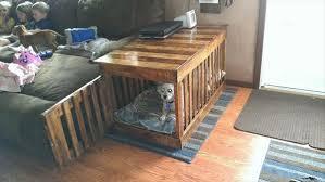 pallet dog house indoor dog kennel