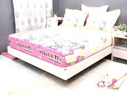 Bedroom Sets ~ Hello Kitty Bedroom Set Full 2 Twin Size Sets Queen ...