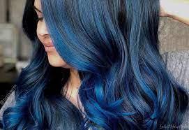 dark blue hair how to get this darker