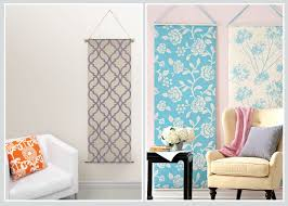 wallpaper hanging scrolls