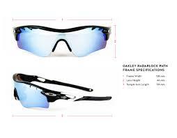 Oakley Lens Size Chart Oakley Radar A Comparison Of Generations Revant Blog