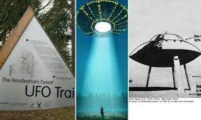 「rendlesham forest incident, newspaper articles」の画像検索結果