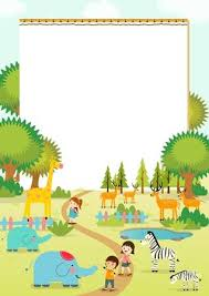 zoo field trip clipart. Exellent Trip Field Trip To The Zoo With Nootbook Vector Illustration Stock Vector   21045255 Intended Zoo Trip Clipart F