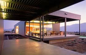 modern home architecture interior. Exellent Interior Modern Home In Desert Hot Springs CA By Marmol Radziner Architects To Home Architecture Interior