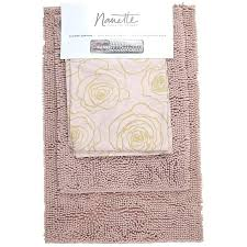 marvelous bathroom rug sets with shower curtain rose gold print piece shower curtain bath rug set