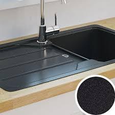 kitchen sinks metal ceramic kitchen sinks diy at b q