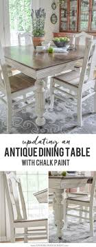 antique dining tables brisbane. antique dining table updated with chalk paint tables brisbane o