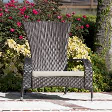 classic modern outdoor furniture design ideas grace. Mitchem Adirondack Chair With Cushion Classic Modern Outdoor Furniture Design Ideas Grace