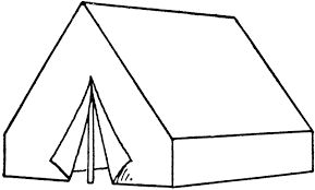 Small Picture Tent Coloring Pages GetColoringPagescom