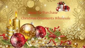 Wholesale Christmas Ornaments  Cheap Christmas Ornaments For Sale Christmas Ornaments Wholesale