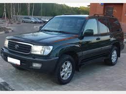 Used 2002 Toyota LAND Cruiser Photos, 4700cc., Gasoline, Automatic ...