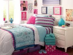 teen bedroom ideas purple. Wooden White Bedside Table Nice Pendant Lamp Small Teenage Girl Bedroom Ideas Purple Floral Bed Cover Idea Drum Shape Plush Bedding Set Teen