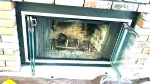 wood fireplace doors home depot fireplace doors prefabricated fireplace doors fireplace glass