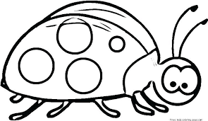 coloring pages printable bug coloring pages insect page free i for insects color bugs life