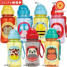 Skiphop Skip Hop Animal Straw Bottle