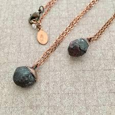 small garnet pendants