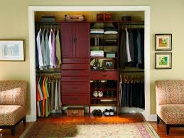 Small Wardrobes For Small Bedrooms Small Closet Organization Ideas Pictures Options Tips Hgtv