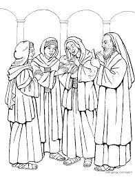 Kerst Kleurplaten De Geboorte Van Johannes De Doper Gkv