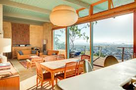 Midcentury Dreamin Inside An Architects Knockout Home In San - San diego dining room furniture