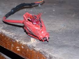 контрольная лампа включения вентилятора охлаждения на приборке  бедолага