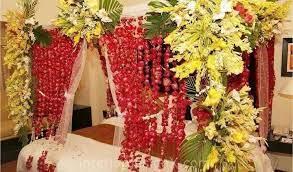 bridal bedroom decoration interior