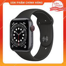 Đồng Hồ Thông Minh Apple Watch Series 6 GPS+CELLULAR Alumium Case With  Sport Band - Máy Mới Nhập Khẩu Chính Hãng tại Hà Nội
