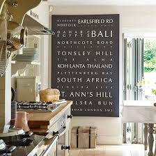 wall art for kitchen uk