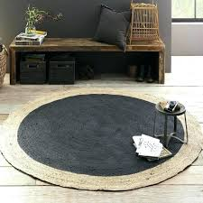 rugs 6 3 ft circular jute rug photo 4 round braided kmart