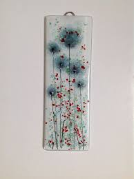 125 best fused glass wall art panels hangings candle
