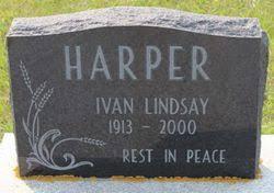Ivan Lindsay Harper (1913-2000) - Find A Grave Memorial