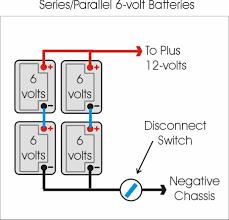 6 Volt Battery Wiring Diagram For Coach Generator Voltage Regulator