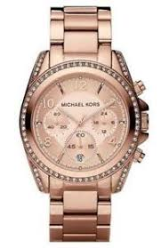 michael kors rose gold watch michael kors rose gold glitz watch
